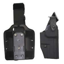 New USP Safariland Tactical Leg Thigh Holster Belt Shooting for HK USP Compact
