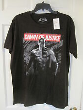 New Superman Batman T Shirt size Large Dawn of Destruction marvel retail $15