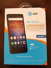 NEW Huawei Ascend XT 6'' H1611 16GB GSM (FACTORY UNLOCKED) AT&T Smartphone Black
