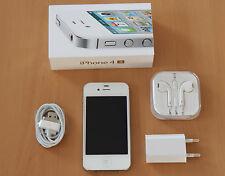 Apple  iPhone 4s - 16GB - Weiß (Ohne Simlock) Smartphone - Sonderverkauf