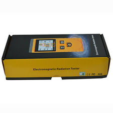 LCD Electromagnetic Frequency Radiation Detector - 5Hz ~ 3500MHz, 1 ~ 1999V/m