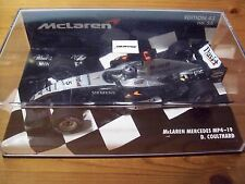 1/43 McLAREN MERCEDES 2004 MP4/19  DAVID COULTHARD