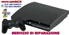 SERVIZIO DI SOSTITUZIONE LENTE PLAYSTATION 3 PS3 NUOVA ORIGINALE CON GARANZIA