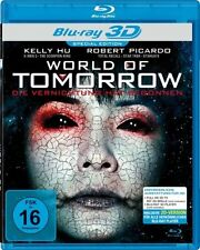 World Of Tomorrow - 3D & 2D Blu Ray Disc -