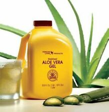 Forever living Aloe Vera Gel Drink 1 Litre New & Sealed