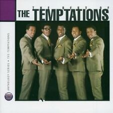 "THE TEMPTATIONS ""ANTHOLOGY, THE BEST OF"" 2 CD NEU"