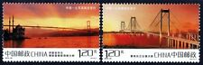 PRC CHINA 2012 Bridges joint-issue with Turkey 2v set MNH @S4225