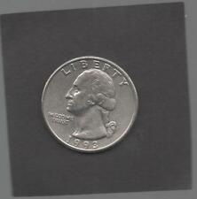 Moneta Stati Uniti United States Quarter Dollar 25 Cent 1993 P Washington STU213