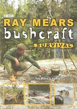 MEARS RAY HUNTER GATHERER & SURVIVAL BOOK BUSHCRAFT SURVIVAL paperback BARGAIN