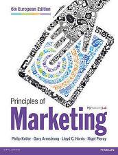 Principles of Marketing, Piercy, Prof Nigel F., Harris, Lloyd, Armstrong, Gary,