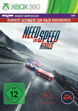 Microsoft Xbox 360 Spiel Need For Speed: Rivals -- Limited Edition
