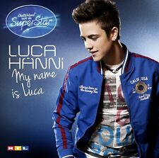 CD Album Luca Hanni My Name Is Luca (DSDS) (The A Team, The Two Of Us) 2012