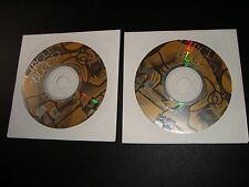 Circle of Blood  (PC, 1997) broken sword rare adventure game Discs Only
