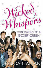 Wicked Whispers, Jessica Callan, New Book