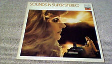 PETER THOMAS SOUND ORCHESTRA Sounds In Super Stereo POLYDOR 1st UK LP 1977