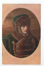 "RUSSIE Russia Théme Types russes costumes personnage homme "" dans le froid """