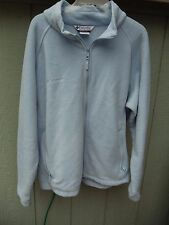 Columbia Sporswear, Women's XXXL LIGHT BLUE full zip feece
