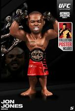 JON JONES ROUND 5 SERIES 11 UFC REGULAR EDITION ULTIMATE COLLECTORS FIGURE (CE)