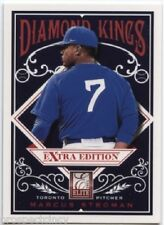 Lot of (18) Marcus Stroman 2012 Panini Elite Diamond King RC Inserts - Blue Jays