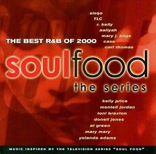 Soul Food: The Best R&B of 2000 (2000 TV Series), Various Artists - Soundtracks,