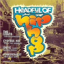 Headful Of Hiphop / Cypress Hill Tim Dog With KRS 1 Onyx DMX Erick Sermon