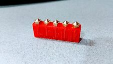 Nozzle Set 1.75mm Volcano .4 .6 .8 1 1.2 Eruption 3D Printer Extruder Hotend TIP