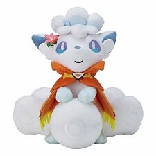 NEW Pokemon Center Original Plush Doll Alola Vulpix snow festival 2016 JAPAN