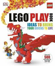 Lego Play Book by Daniel Lipkowitz and Greg Farshtey (2013, Hardcover)