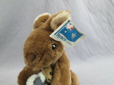 New Russ Rusco Australia Joey Grew Marsupial Kangaroo Koala Plush Stuffed Animal