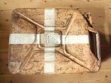 WASSER 20 LITER KANISTER WEHRMACHT LW S Kp zbV 3 Luftwaffe Ambi Budd