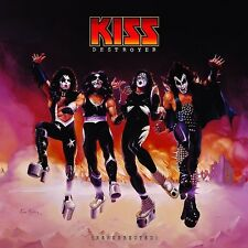 KISS-Destroyer (german version) CD NUOVO