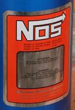 NOS ® protossido di azoto dei sistemi, 10-Pound SERBATOIO, ORIGINALE, USATO