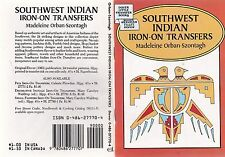 American (Southwest) Indian Iron On Transfer Book
