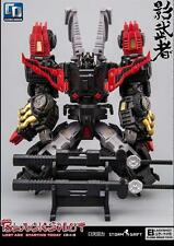 New Clone Droid Toy Transformers CD-01B Black SixShot Action Figure In Stock