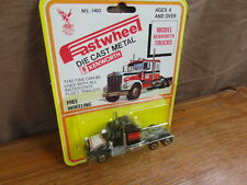 (S3) YATMING FASTWHEEL HONG KONG MADE year 1977 / KENWORTH TRUCK Black Noir
