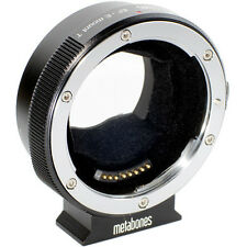 Metabones T Smart Adapter Mark IV for Canon EF or Canon EF-S Mount Lens to Sony