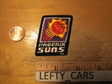 PHOENIX SUNS EMBROIDERED SMALL CLOTH PATCH - SEW ON TYPE
