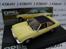 voiture 1/43 IXO eagle moss OPEL collection : Commodore B 1972/1977