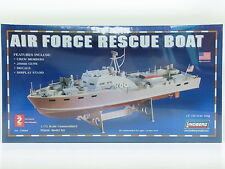 "LOT 11191 | Lindberg 70888 ""Air Force Rescue Boat"" 1:72 Bausatz NEU in OVP"