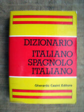 piccolo Dizionario Italiano Spagnolo Italiano Gherardo Casini editore