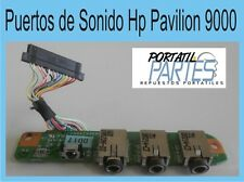 Puertos de Sonido Hp Pavilion DV 9000 Audio Jack Board DAOAT5AB8D0