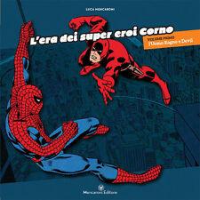 L'ERA DEI SUPER EROI CORNO - vol. 1 | L'Uomo Ragno e Devil Mencaroni Editore