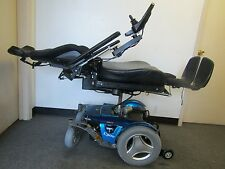 "PERMOBIL  C300 WHEELCHAIR,POWER TILT,RECLINE,LEGS & 8""  LIFT."