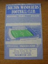 10/11/1962 Bolton Wanderers v Manchester City  . No obvious faults, unless descr