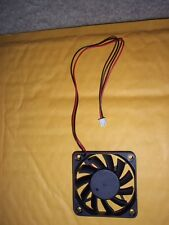 Jumper Wires & 11 blade Coleman Thermoelectric Cooler Fan
