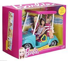 Barbie voiturette de golf comprend poupée skipper nouveau & scellé