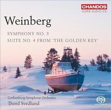 Symphony No. 3/Suite No. 4 from 'the Golden Key', New Music