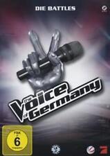 The Voice of Germany Die Battles (2012) DVD NEU & OVP