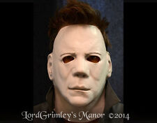 Officially Licensed Michael Myers Halloween 2 Half Mask Horror Replica