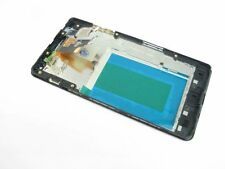 Nero Display LCD schermo touch+ frame Per LG Optimus G E973 E975 LS970